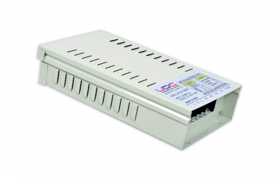 RAINPROOF POWER SUPPLY 12 V 20 AMP
